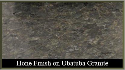 Honed Finish Granite